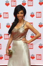 Collien Fernandes At A Heart For Children Gala In Berlin
