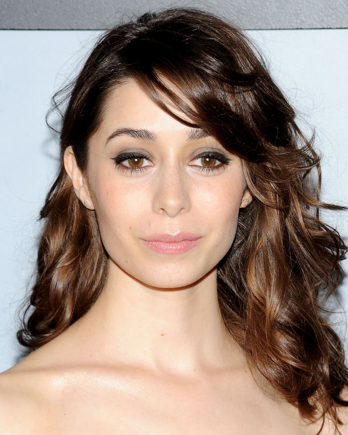 Cristin Milioti At The Wolf Of Wall Street Premiere In NY