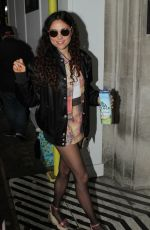Eliza Doolittle Seen At BBC Radio 2 Studios In London