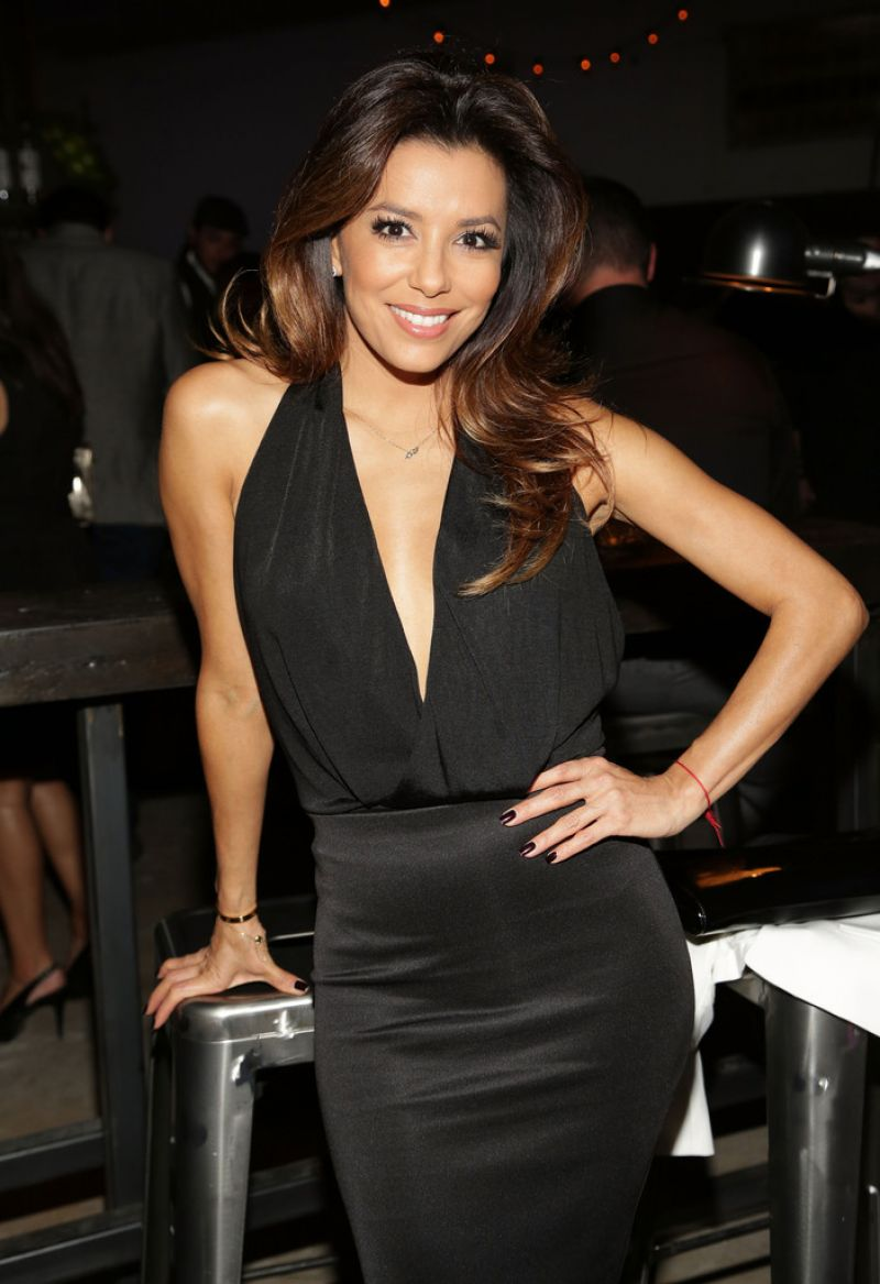 Eva Longoria At De Nolet In Miami