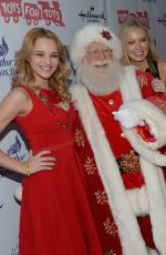 Haley King At 82nd Annual Hollywood Christmas Parade In Hollywood