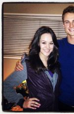 Hayley Orrantia Twitter, Instagram And Other Social Media