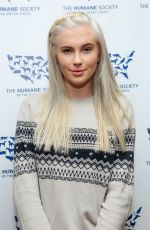 Ireland Baldwin At The