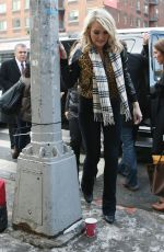 Jamie Lynn Spears Out In NYC