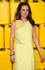 Jessica Stroup At 8th Annual Charity Ball Gala In NY