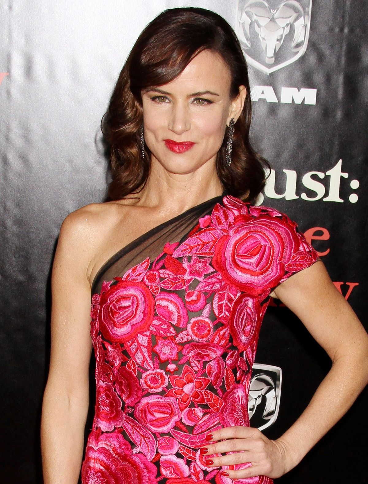 Juliette Lewis At August: Osage County