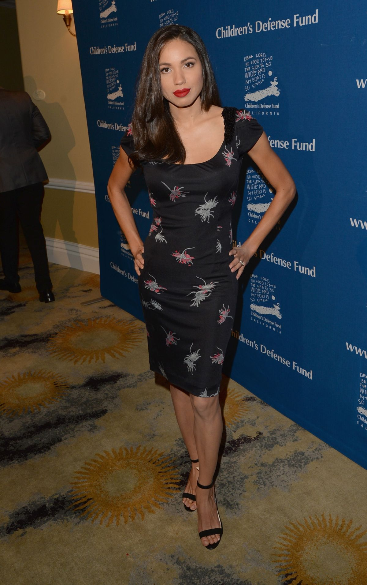 Jurnee Smollett-Bell At 23rd Annual Beat The Odds Awards In Beverly Hills