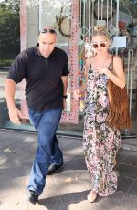Kate Hudson Out Shopping In Australia