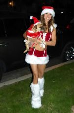 Leilani Dowding At Models & Mutts Party In Hollywood