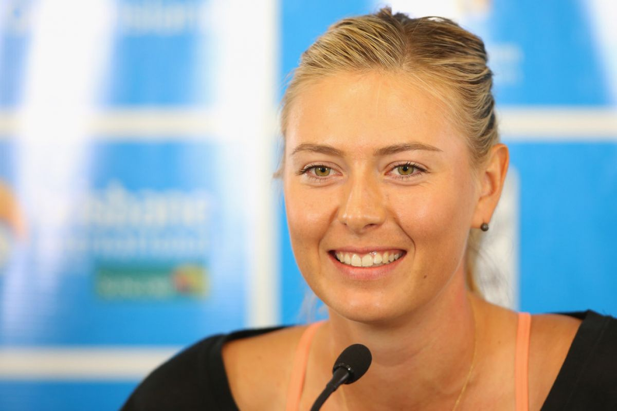 maria-sharapova-at-2014-brisbane-interna