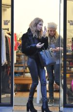 Millie Mackintosh Out In Chelsea