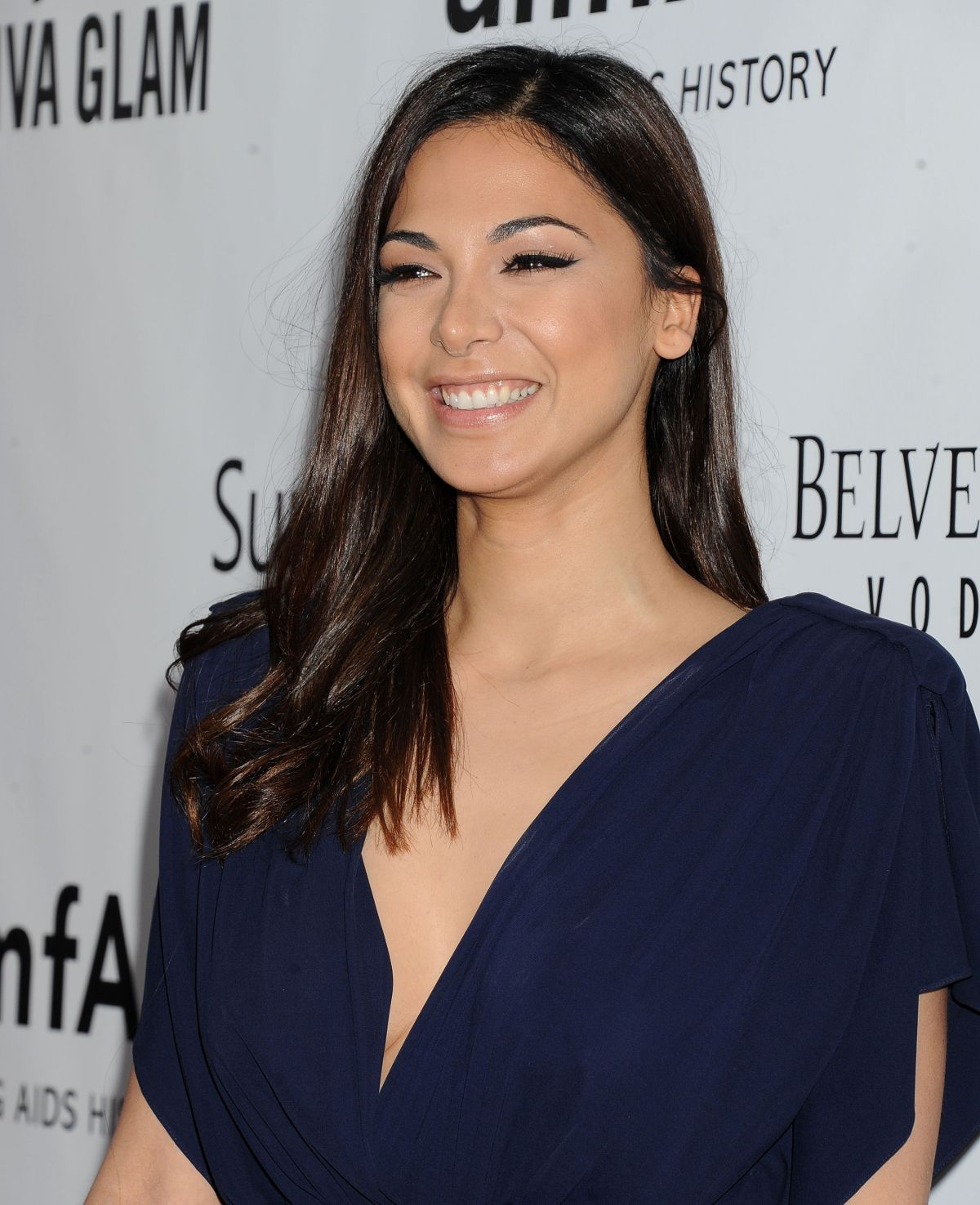 Moran Atias At 2013 amFAR Inspiration Gala Los Angeles In LA