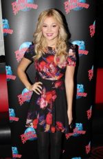 Olivia Holt At Planet Hollywood Times Square In NYC
