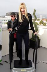 Ambyr Childers At DPA Pre Golden Globe Awards Gift Suite In Beverly Hills