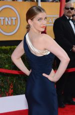Anna Chlumsky At The 20th Annual SAG Awards In LA