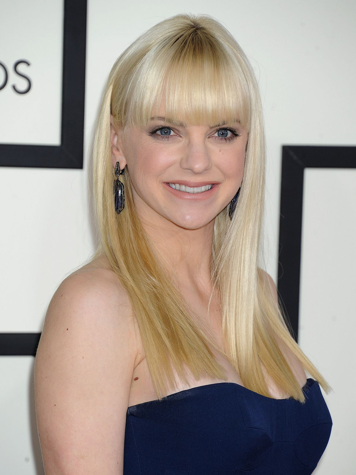 Anna Faris At The 56th...