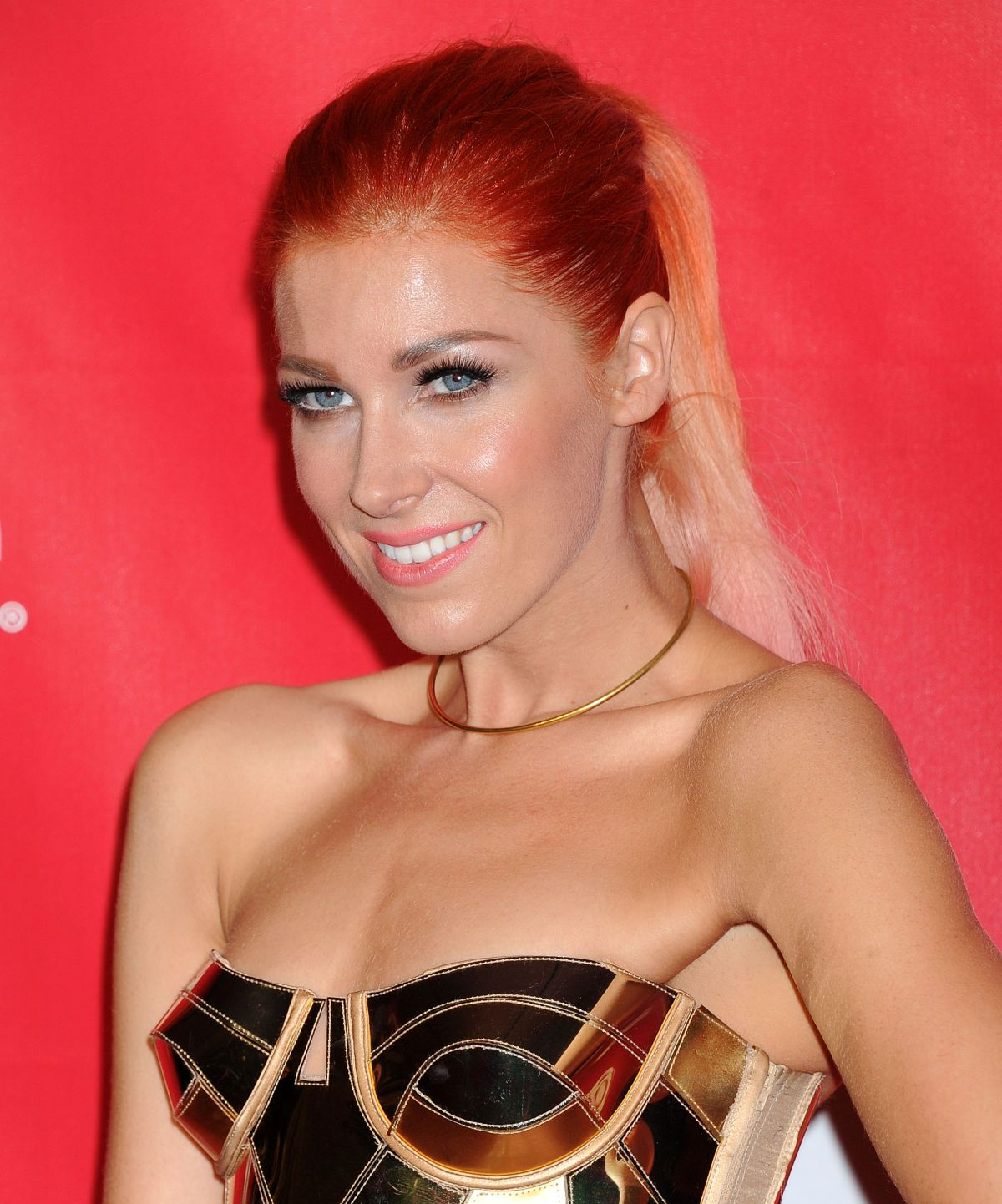 Bonnie McKee At 2014 MusiCares Person Of The Year Gala