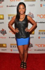 Bresha Webb At Celebration Of Black Cinema Hosted By Broadcast Film Critics Association