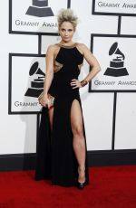 Cara Quici At The 56th Annual GRAMMY Awards