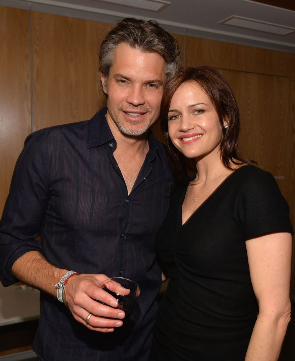 timothy olyphant wife