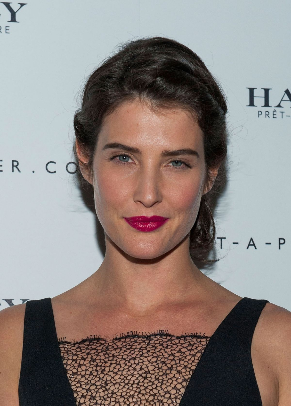 ef72666e4b8b Cobie Smulders At Net-A-Porter Hosts Haney Pret-A-Couture Launch In ...