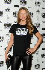 Danica Thrall At 2014 Super Car Rally Launch At Millennium Mayfair Hotel In London