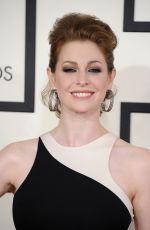 Esme Bianco At The 56th Annual GRAMMY Awards