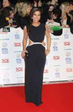Gaynor Faye At The National Television Awards