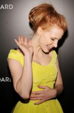 Jessica Chastain At 2014 National Board Of Review Awards Gala