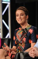 Jessica Stroup At The Winter 2014 TCA Presentations In Pasadena