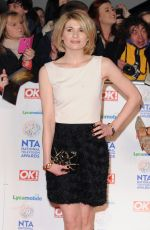 Jodie Whittaker At The National Television Awards