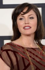 Jorja Fox At 56th Annual Grammy Awards In Los Angeles