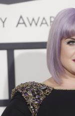 Kelly Osbourne At 56th annual Grammy Awards
