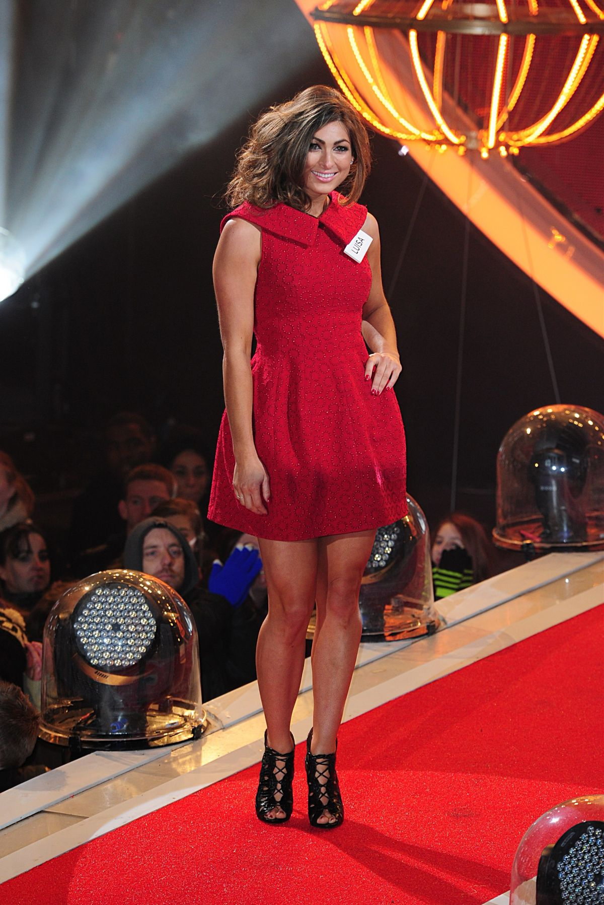 Celebrity Big Brother's Luisa, Lionel in explosive row ...