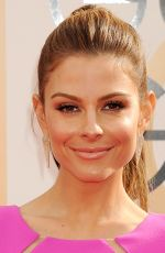 Maria Menounos At The 71st Annual Golden Globe Awards In Beverly Hills