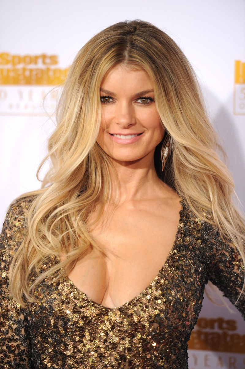 Marisa Miller At 50th Anniversary Of The Si Swimsuit Issue