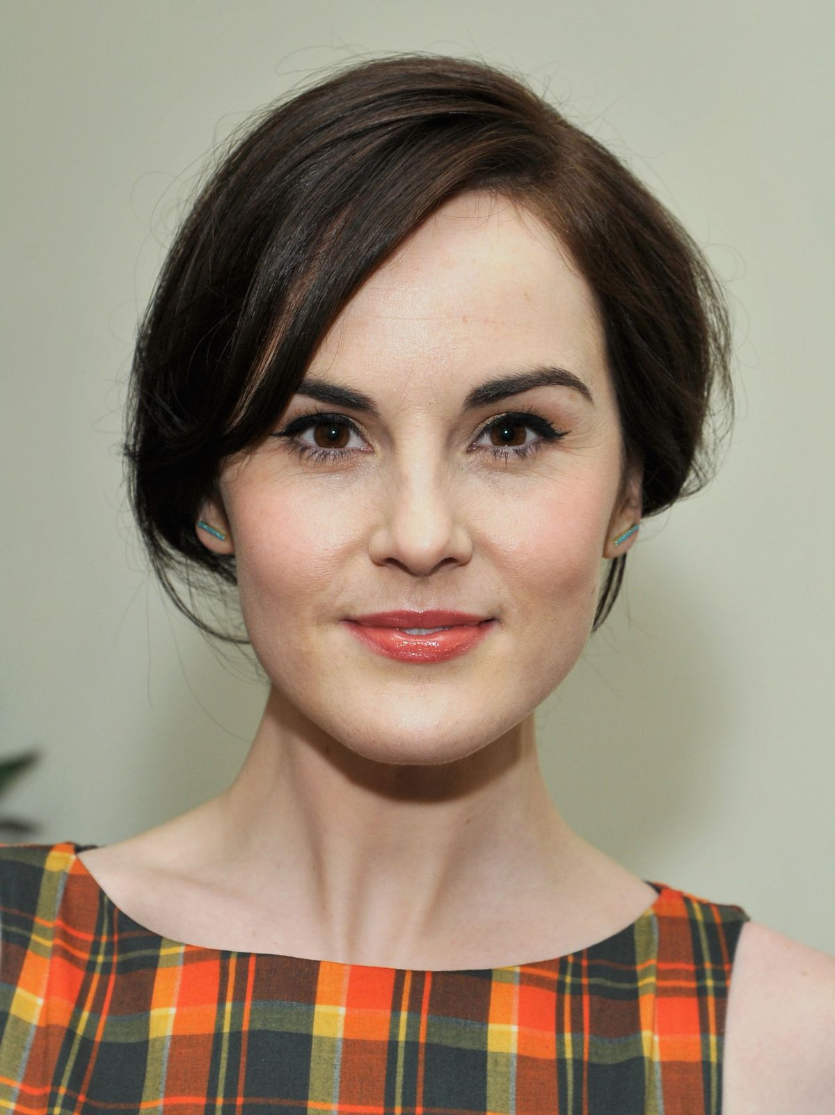 Michelle Dockery At Audi Celebrates Golden Globes Weekend