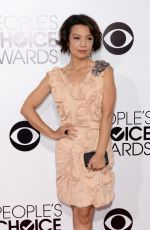 Ming-Na Wen At 40th Annual People