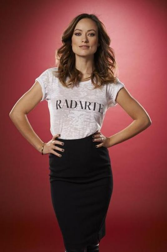 Olivia Wilde At Forbes 30 Under 30