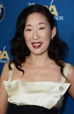 Sandra Oh At 66th Annual Directors Guild Of America Awards In Century City