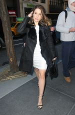 Sophia Bush At The Today Show In NYC