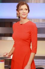 Tricia Helfer At ABC