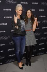 Troian Bellisario At Pretty Little Liars Fashion Collection Launch In NYC