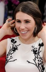 Zosia Mamet At 71st Annual Golden Globe Awards