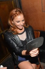 Amy Paffrath Attending A Party To celebrate Glamour Hearts Tinder At Chateau Marmont