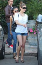 Ashley Greene Out In LA