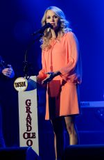 Carrie Underwood At The 2014 Country Radio Seminar In Nashville