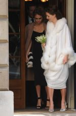 Chloe Delevingne Gets Married In Central London