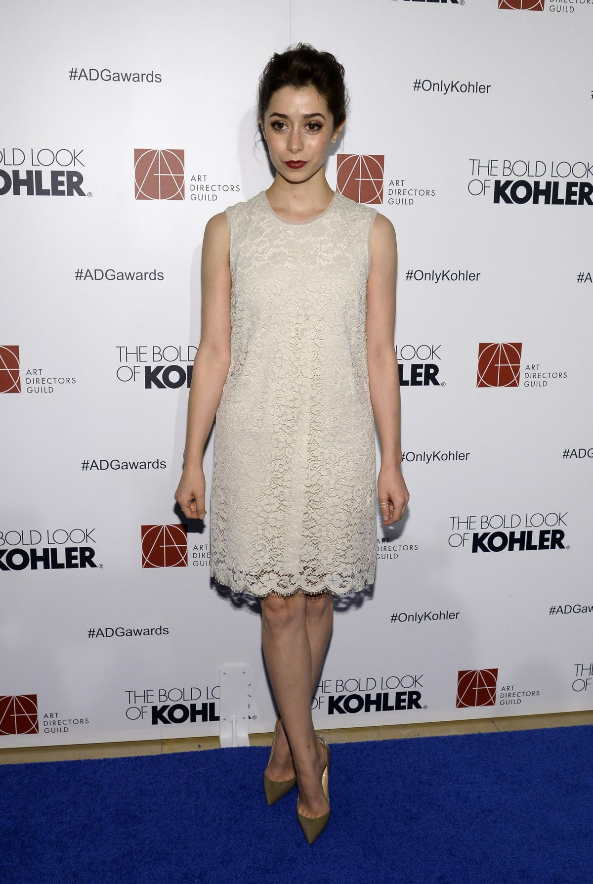 Cristin Milioti At ADG Excellence In Production Design Awards