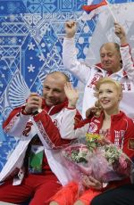 Ekaterina Bobrova At Sochi Winter Olympics Adds